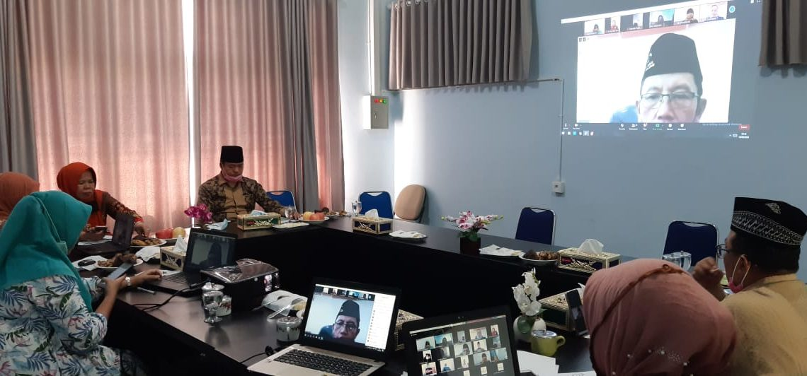 Fakultas Adab dan FDIK Sosialisasikan EMA 2020 di Internal Fakultas